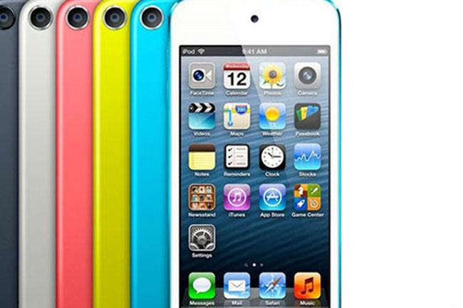 Apple'ın En Ekonomik Ürünü iPod Touch Piyasaya Sürüldü