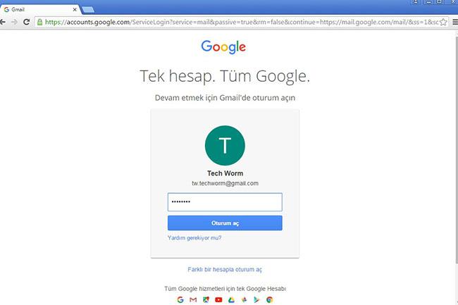 Dikkat, Google Hesabınız Kapanabilir!