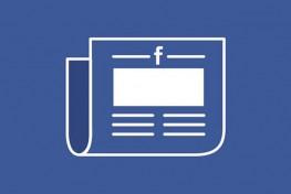 Facebook, Haberler Sekmesini Faaliyete Geçiriyor! | Sahne Medya