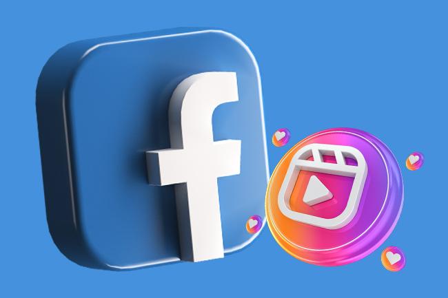 Facebook'tan Instagram Reels'ı Kopyalıyor!