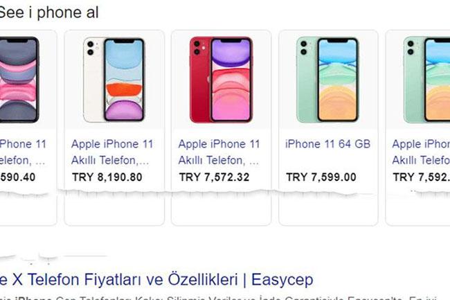 Google, Arama Sonuçlarındaki Alışveriş Reklamlarını Kaldırıyor!