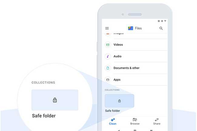 Google Fotoğraflardan Güvenliğini Arttıracak Yeni Özellik: Kilitli Klasör