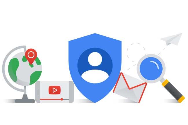 Google Kişisel Verilerin Gizliliği İçin Üç Yeni Özellik