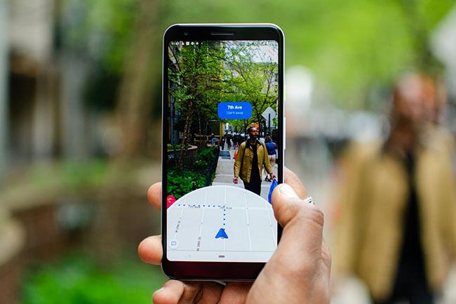 Google Maps Artık Daha Canlı ve Hızlı