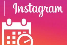 Instagram da Gönderi Zamanlama Özelliği Aktifleşti | Sahne Medya