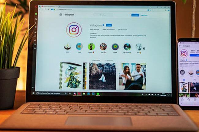 Instagram'ın Windows 10 Uygulamasına Mesajlaşma Özelliği Geldi!