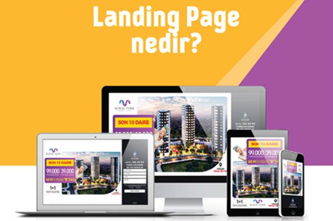 Landing Page Nedir? Ne İşe Yarar?