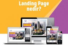 Landing Page Nedir? Ne İşe Yarar? | Sahne Medya