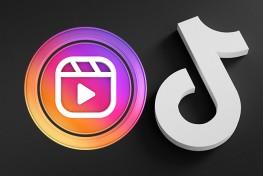 TikTok ve Instagram Reels Arasında Amansız Rekabet | Sahne Medya