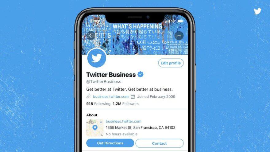 Twitter'dan İşletmeler İçin Yepyeni Bir Tasarım Geliyor