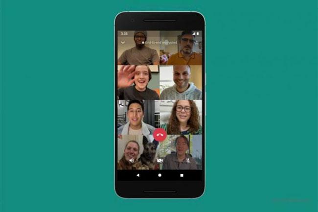 WhatsApp, Görüntülü Grup Konuşma Limitini 8'e Çıkardı!