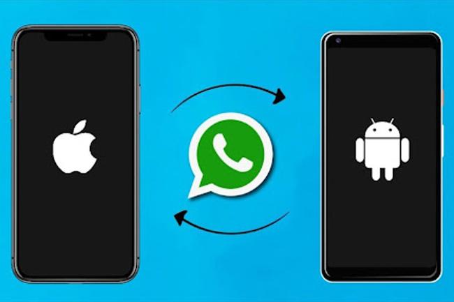 WhatsApp, iOS'tan Android'e Taşıma Özelliği
