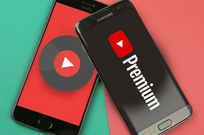 Youtube Premium Kullanımda